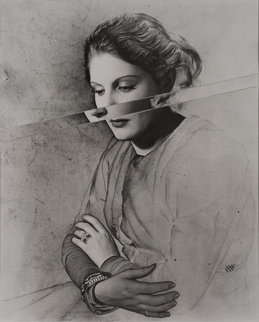 , 'Portrait, Solarised and Cut,' ca. 1938, Corkin Gallery
