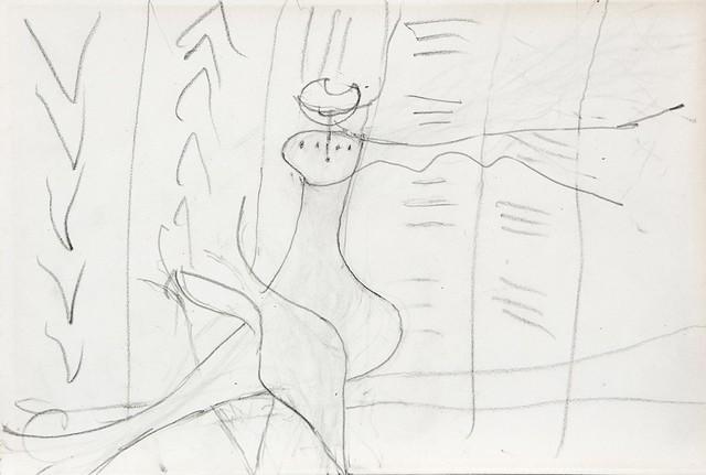 Osvaldo Licini, 'Untitled (Angelo)', Finarte