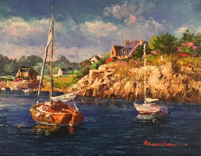 , 'Costa Brava,' , Cosmopolitan Fine Arts