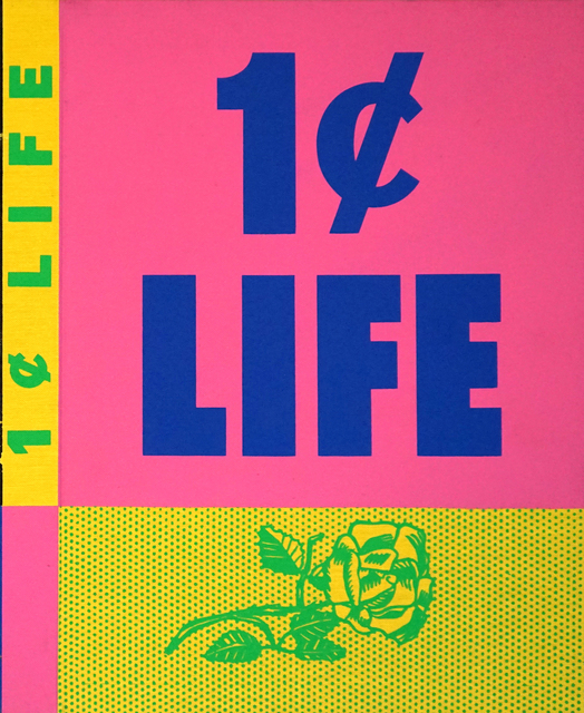 Roy Lichtenstein, 'Rose (Cover from 1 Cent Life) ', 1964, Pascal Fine Art