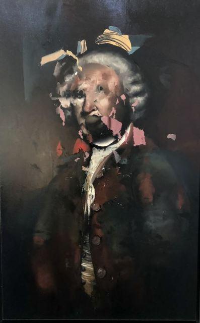 , 'Numero 180.418,' 2018, Mirus Gallery