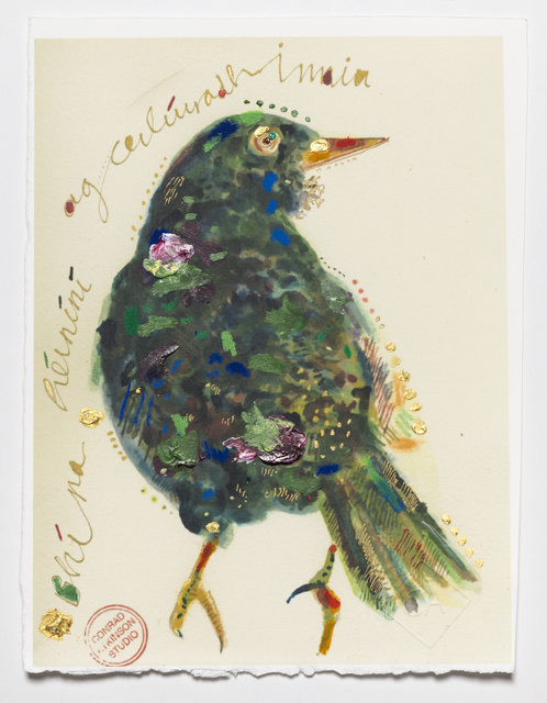, 'Today I heard the blackbird sing,' 2014, Ronald Feldman Gallery