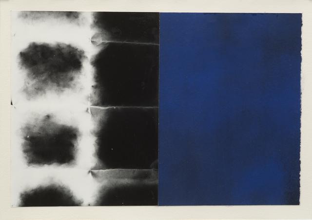 Ian McKeever, 'Eagduru Study (IN2014-98)', 2014, Alan Cristea Gallery