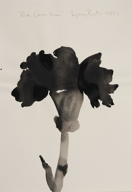 , 'Red Carnation,' 1989, Imlay Gallery
