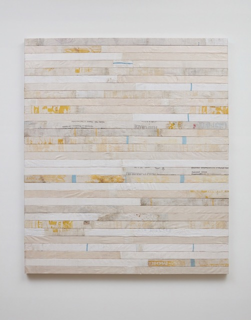 , 'whitewashed 2,' 2016, Sean Kelly Gallery