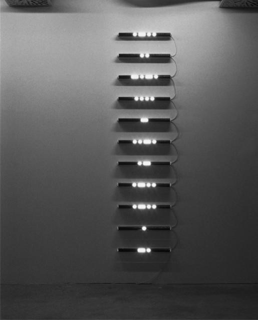 , 'Lichtfallen (Light Traps),' 1997, Häusler Contemporary