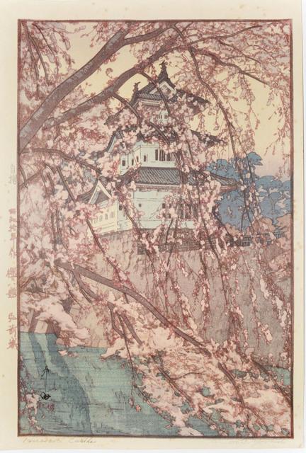 , 'Hirosaki Castle,' 1935, Ronin Gallery
