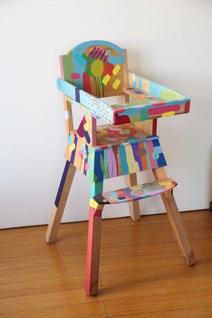 , 'Silla de bebé / Baby chair ,' 2017, Artflow Galeria