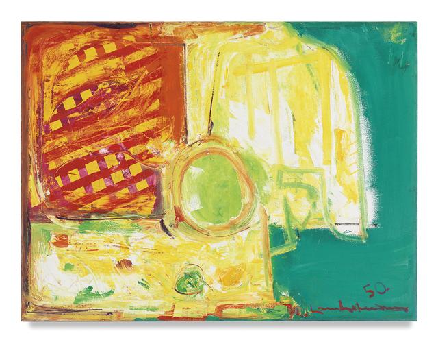 , 'The Pumpkin,' 1950, Miles McEnery Gallery