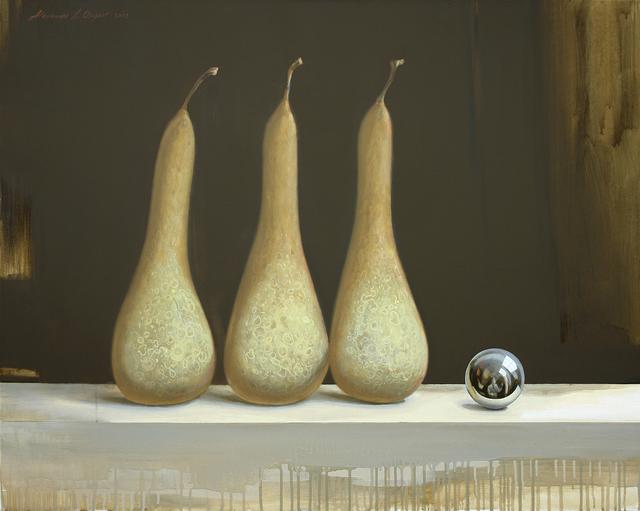, 'Der Zufall,' 2012, Galerie AM PARK