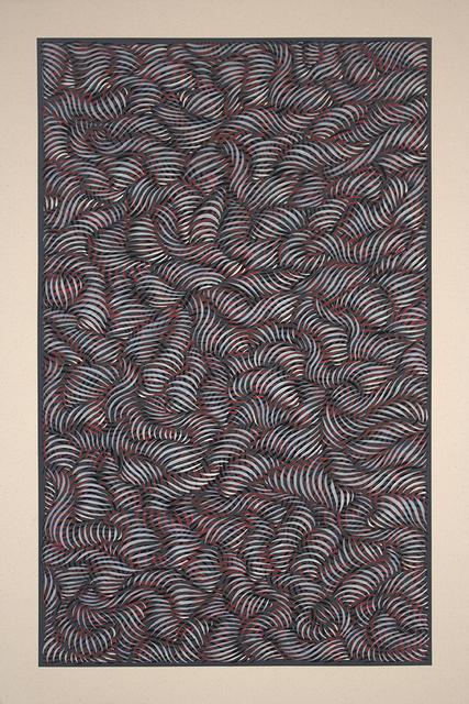 , 'Dither 004,' 2017, Fabien Castanier Gallery