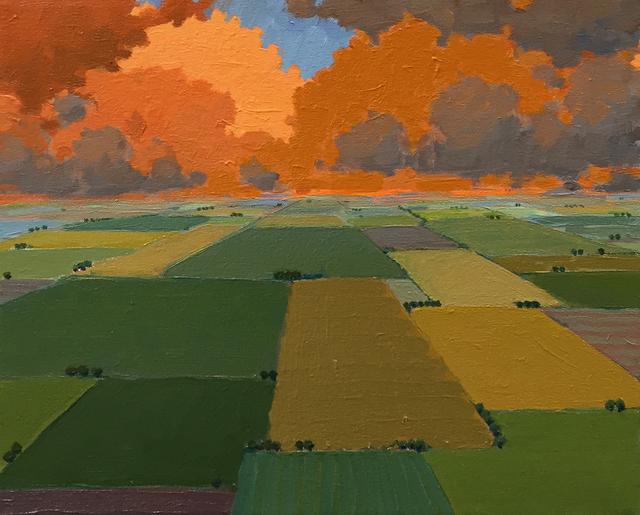 John Karl Claes, 'Hidden Skies', ÆRENA Galleries and Gardens