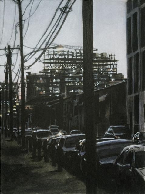 , 'Street,' 2009, Cerulean Arts