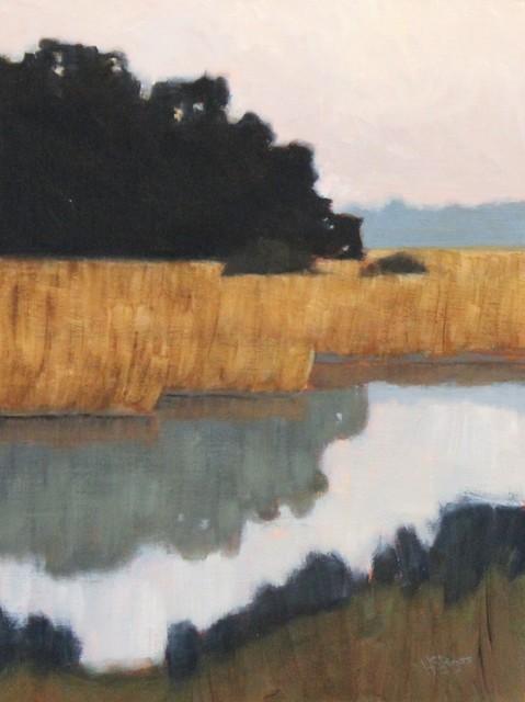 , 'Quiet Morning,' 2017, Peninsula Gallery