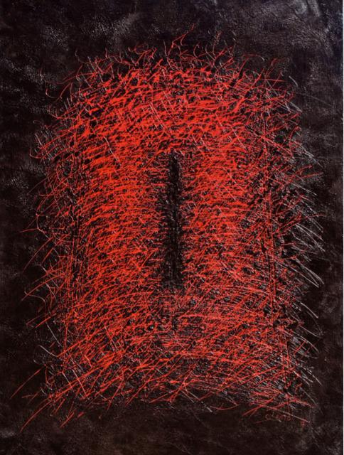 Enrique Asensi, 'Red', 2017, Claudia Arbulu Gallery