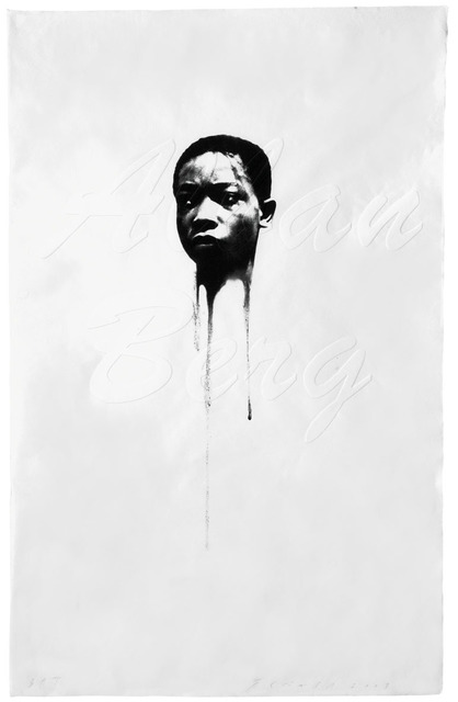 , 'Alban Berg,' 2008, Polígrafa Obra Gráfica