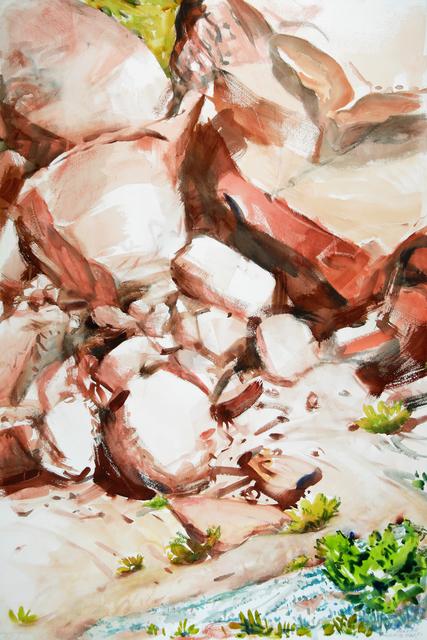 , 'Rock Field,' 2013, Bruno David Gallery