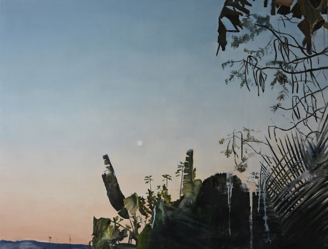 , 'Diptych Part I Untitled,' 2015, Galerie Sandhofer