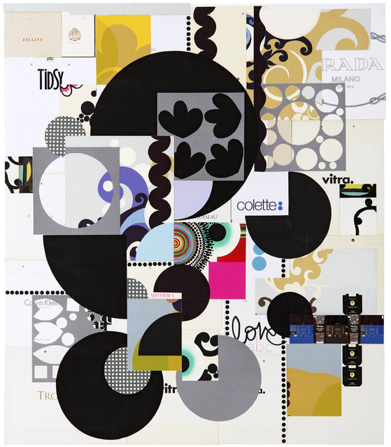 , 'Love em branco,' 2015-2017, White Cube