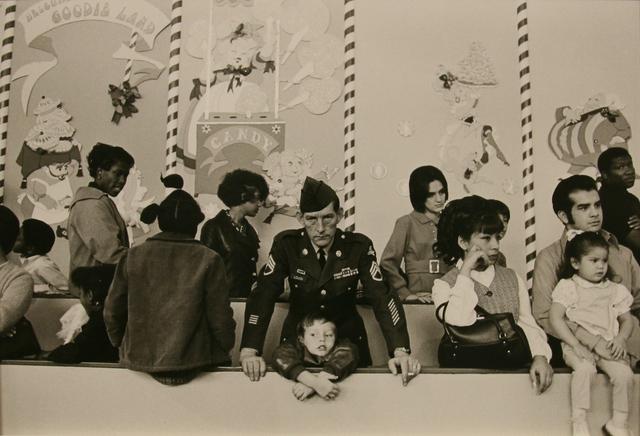 , 'Waiting for Santa, SF, Ca,' 1970, Anglim Gilbert Gallery