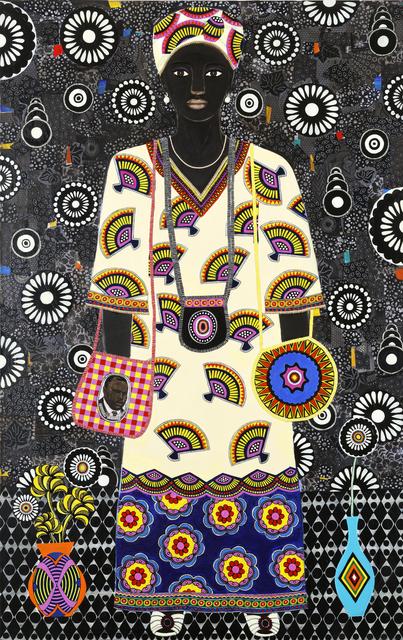 , 'Amsatou,' 2019, Rebecca Hossack Art Gallery