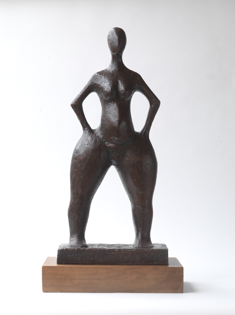 , 'Large Figure,' 2004, Pangolin