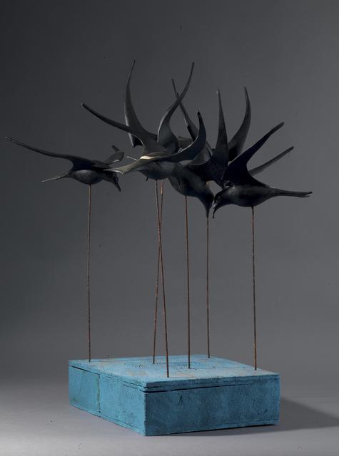 , 'Six Storm Petrels,' , Dowling Walsh