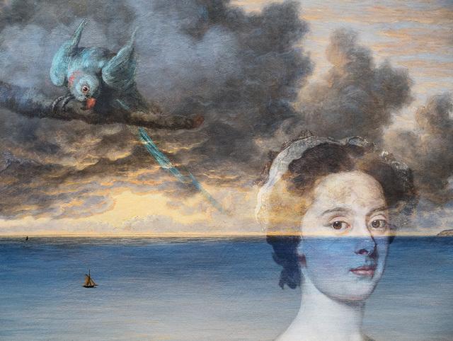 , 'Ominous Anticipation,' 2016, Clyde Hogan Fine Art