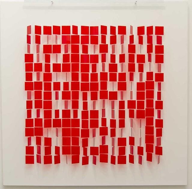 , 'Mobile Rouge Sur Blanc ,' 1960, Galeria Nara Roesler