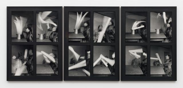 """, '""""Spiritismus"""" aus """"Mahlzeit"""",' 1985, Buchmann Galerie"""
