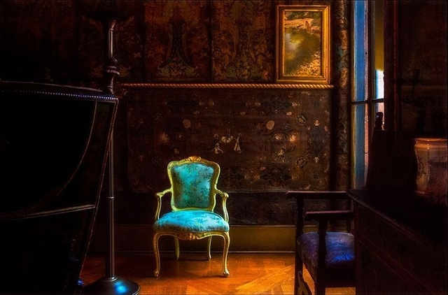 , 'Blue Chair,' 2017, Afterimage Gallery