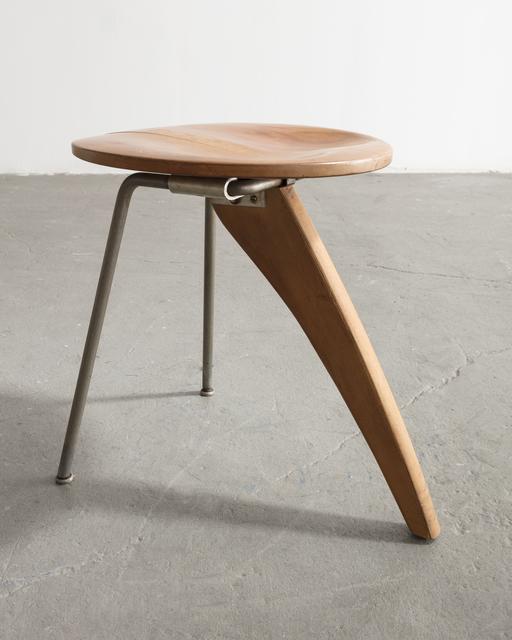 "Isamu Noguchi, '""Rudder"" Stool, model no. IN-22', 1949, R & Company"