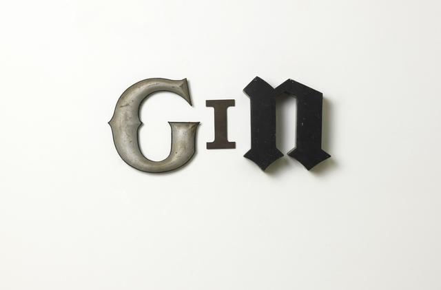 , 'GIN,' 2012, Regen Projects