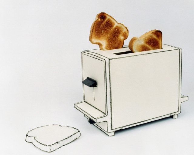 Cynthia Greig, 'Representation #29 (Toaster)', 2009, Photography, Borderless chrogenic print, Clark Gallery