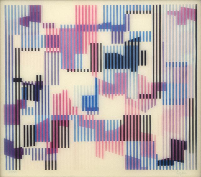Yaacov Agam, 'Untitled', ca. 1970, ARTrageous Redux - Palm Springs Art Museum: Benefit Auction 2019