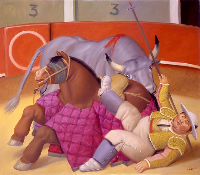 , 'El Picador ,' 2002, Gary Nader