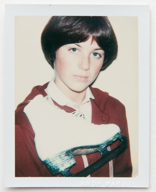 , 'Andy Warhol, Polaroid Portrait of Dorothy Hamill,' ca. 1977, Hedges Projects