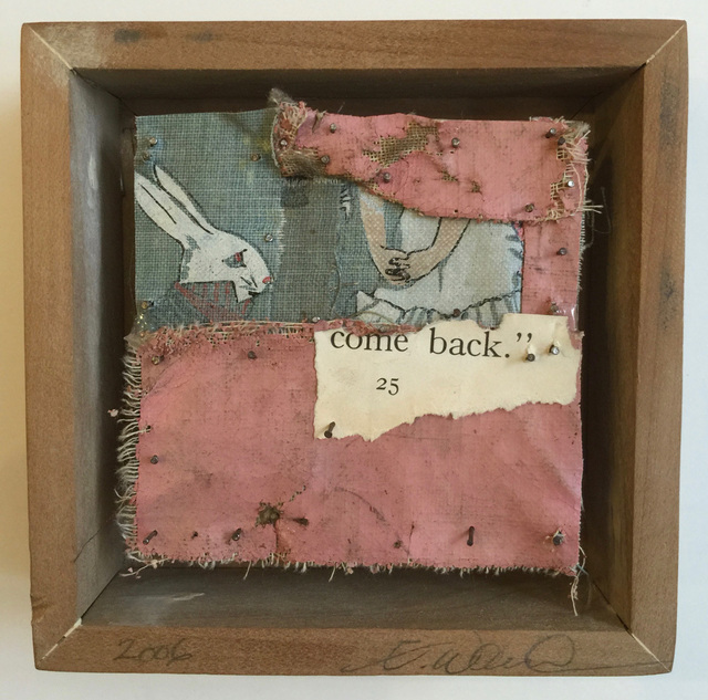 , 'Come Back (Wonderland Series) ,' 2006, the harts gallery
