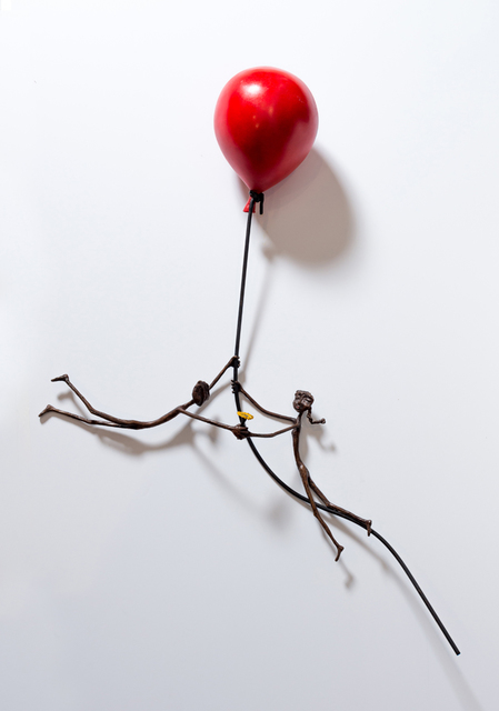 Ruth Bloch, 'Red Baloon', 2017, Corridor Contemporary