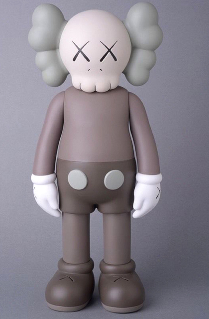 KAWS, 'Companion (Brown) Open Edition', 2016, EHC Fine Art