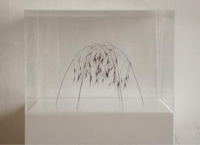 , 'Grosse Bogenform (big arch form),' 2014, Bernier/Eliades