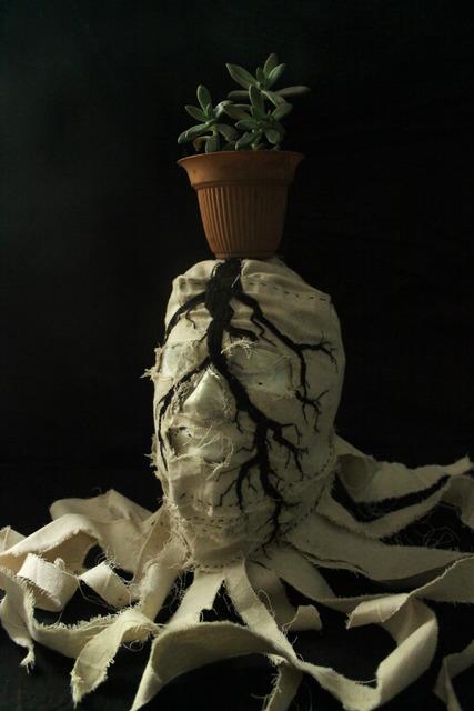 , 'Máscara cactus,' 2013, EspIRA / Adrede