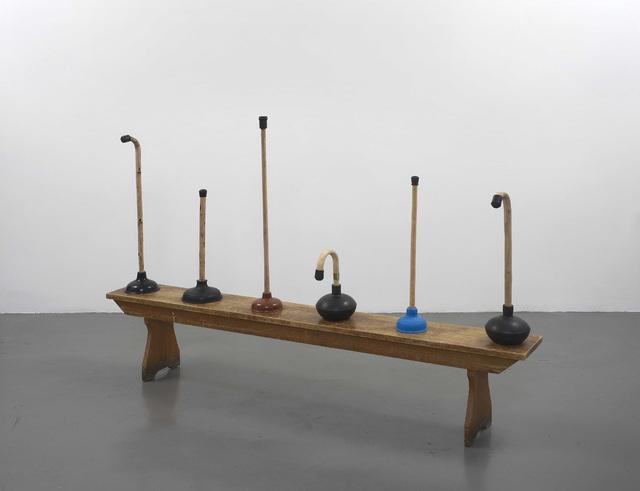 , 'Portrait,' 2010, Galeria Luisa Strina