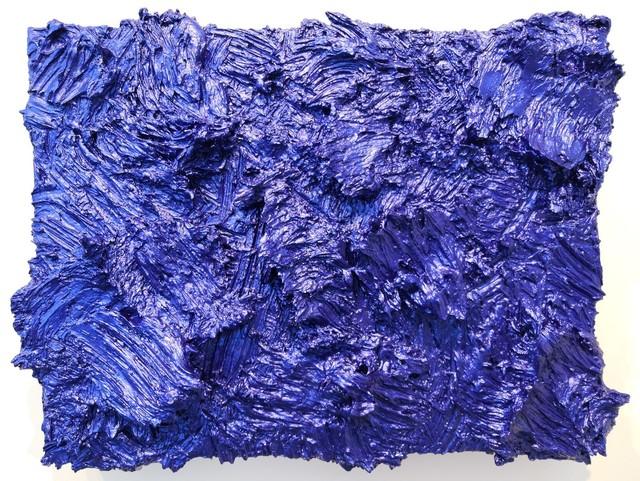 Shayne Dark, 'Storm Surge Metallic Blue', 2019, Oeno Gallery