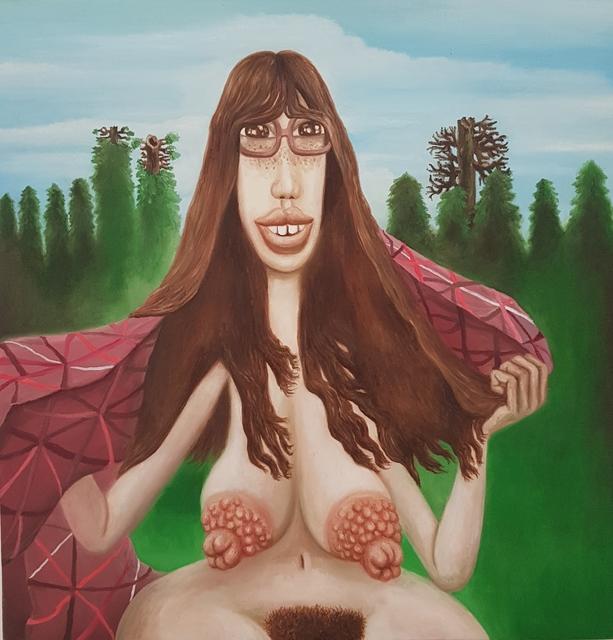 , 'Woef ,' 2011, LUNDGREN GALLERY