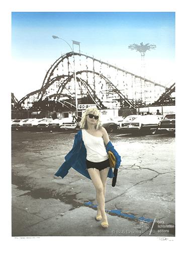 , 'Debbie Harry-NYC-1977,' 1977, Gary Lichtenstein Editions & Perry J. Cohen Foundation