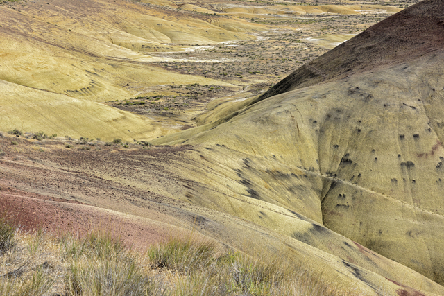 , 'Painted Hills No. 4,' 2016, Winston Wächter Fine Art
