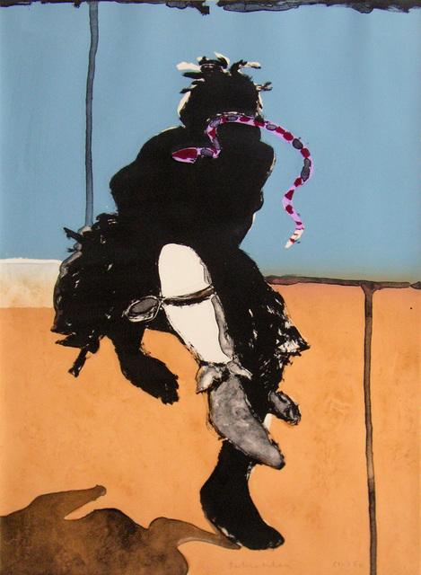 Fritz Scholder, 'Snake Dancer', 1979, Larsen Gallery