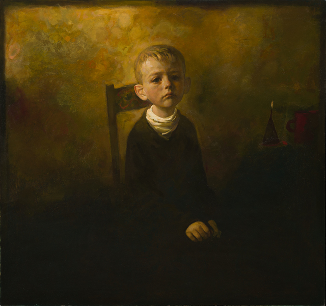 Igor Melnikov, 'Boy Thinking', 2017, Turner Carroll Gallery