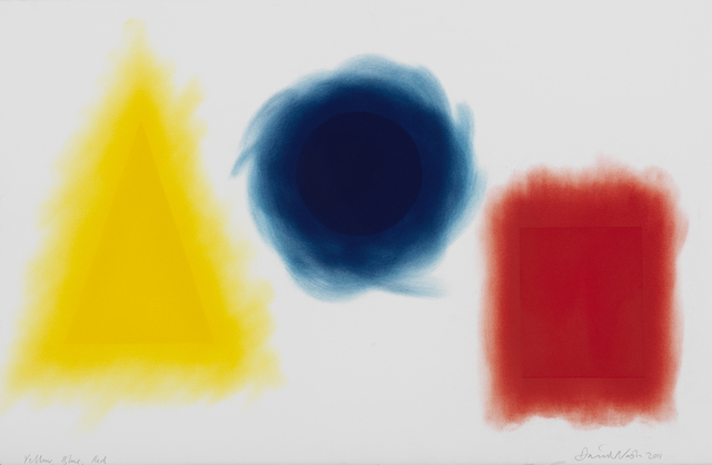 , 'Yellow, Blue, Red,' 2017, Annely Juda Fine Art